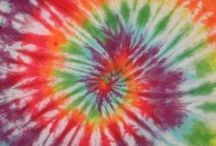 How to tie dye or ideas