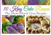 Mardi Gras / Did you know Mardi Gras originated in Mobile, Alabama, not New Orleans, Louisiana? Either way, this holiday packs a lot of history, fun, and fantastic foods! / by Couponaholic.net