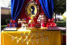 Snow White & The Seven Dwarfs Party!