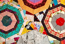 Quilt - pieced / Pieced quilt patterns, ideas and tutorials / by A Jams...