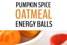 Pumpkin spice EVERYTHING!!!  The healthy way!