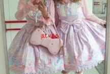 My favorite lolita styles
