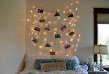 college dorm room / by Wendi Goodenberger