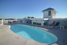 Private Pools and Hot Tubs on Tybee Island, GA! / Private pools and hot tubs at our luxury homes! | Oceanfront Cottage Rentals, LLC.