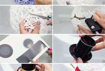 Yarn Crafts DIY