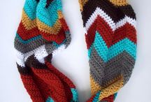 Crochet cowls/scarves/snoods / by Helen Mahan