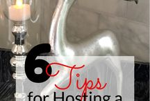 Holiday Hostess Tips