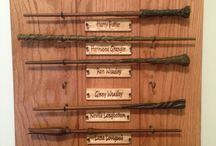 Wand displays