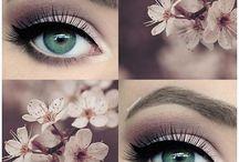 Eyes  ♡ / by Sara Blanche