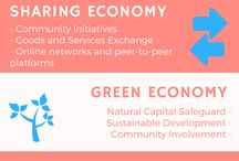 New, Better Economies to discover! / Did you know that there are new economical, societal and environmental systems that are facing global issues with positive solutions?! Let's find out together - in an easy and funny way! - the key elements of these new, positives, economies! <3