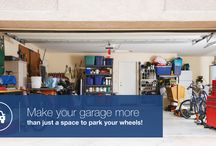 Garages / Single or double-door, timber, glass or roller door, we have the garage solution for you no matter what you seek
