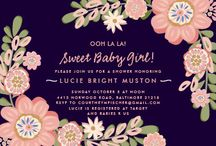 Lucie's Baby Shower