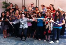 Flute Boot Shoots / Tracy Harris Flute Boot Camps