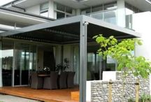 OUTDOOR ROOF LOUVRES