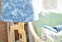 Lamps / How to make lampshades and beautiful lamps