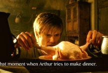 #ArthurPendragon