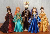 Doll - Платья Великолепный век