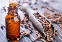 oils and medicine