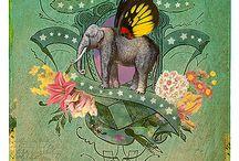 Elephants & Helping to save them