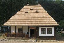 Wood housed