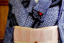 YUKATA / wear in summer time! / by Eri Takahashi