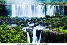 Iguassu Falls by Curioso