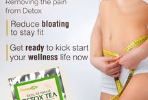 Teatox / Visit this site http://www.purevolume.com/BestTeatoxBrand for more information on Teatox. A huge benefit to using Teatox in a detoxification program is that it merely needs to be added to the diet. For instance, one only has to drink the tea two to three times a day. One also has to use other healthy habits such as a balanced diet and exercise, but there is no need for any type of crash diet or other extreme methods.