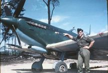 Spitfire VIII Ref Board
