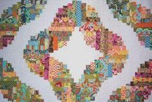Log Cabin Quilts / by Beth de Maille