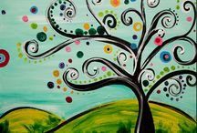 Painting Inspiration  / by Megan Stock