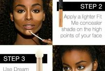 Maybelline Dark Skin:Make-up