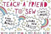 Teach to Sew / by Kay Good