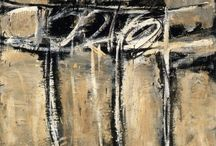 Abstracts by Cy Twombly