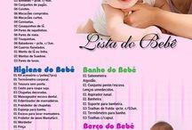 Coisas para bebês
