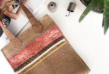 Bolsas artesanales - Laloula hand Bags