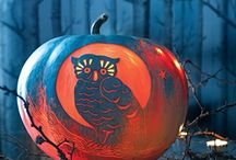 Halloween / Ideas for Halloween-costumes, treats, decorating, pumpkin carving ideas-you name it. / by Katie Stines