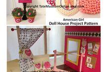 dukkehus tilbehør