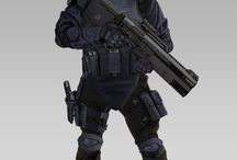 Characters / Soldier