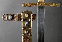 Armes et armures du Moyen Age
