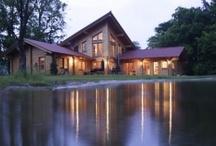 Dream House Designs / My vision board...