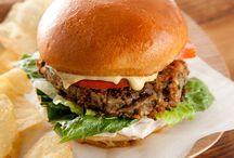 Vegan Burgers/Meatballs/Patties, etc
