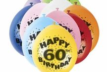 60th Birthdays