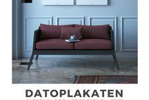 Skandinavisk boliginspiration / Skandinaviske plakater | skandinavisk stil | skandinavisk hygge | stilrene plakater