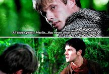 his name... Merlin