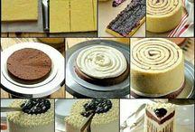 Tvoření dortu