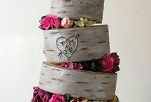 wedding cakes and desserts / by Darlene Daemonica