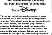 Disney things =^o^=