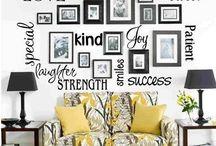 designs on walls