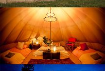 Let's go GLAMPING