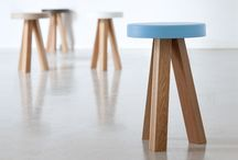 FLAK. Nathan Yong 2011 / Modernised family of seats and accessories designed in Singapore and made in Europe with solid oak // Moderna familia de asientos y complementos, diseñados en Singapur y fabricados en Europa con madera maciza de roble.